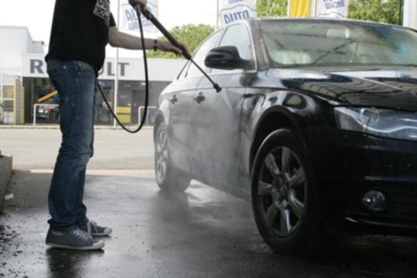 очистка воды автомоек