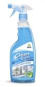 """Очиститель стекол """"Clean Glass"""" (голубая лагуна)"""