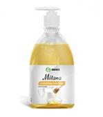 """Жидкое крем-мыло """"Milana"""" молоко и мед"""